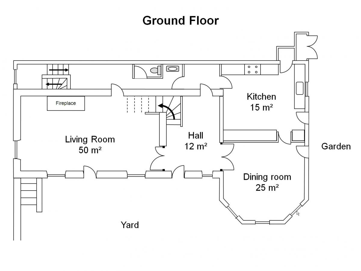 Chateau layout puitscarr - Lay outs grond helling ...